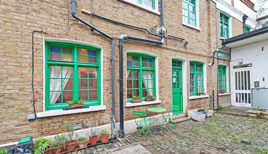 Photo of Jowett Street