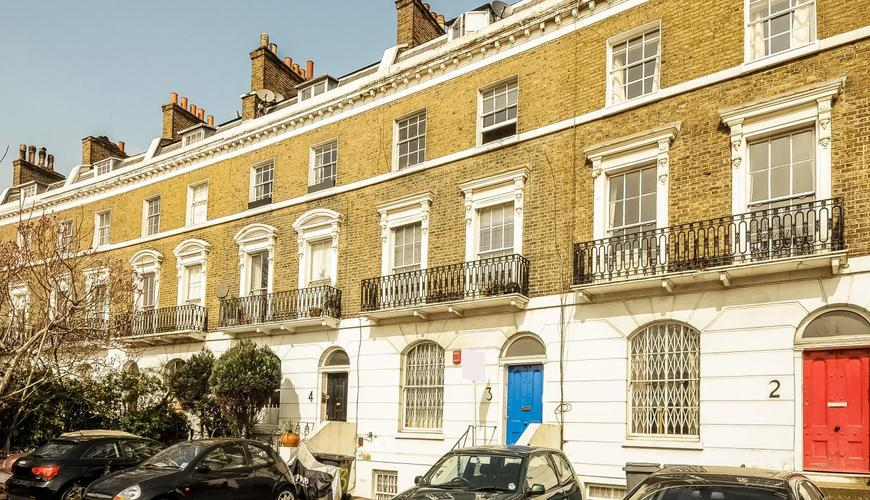 Photo of Stockwell Terrace