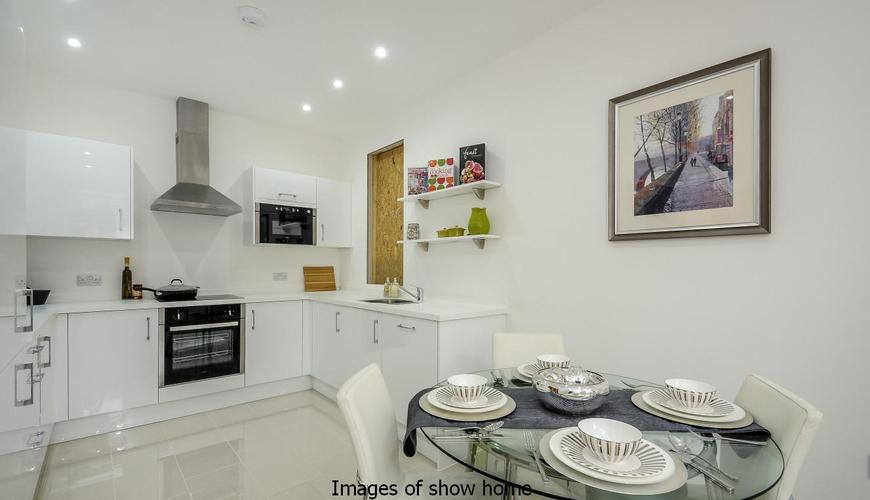 Photo of Petersfield Rise