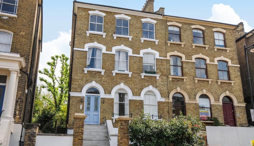 Photo of Highbury Hill