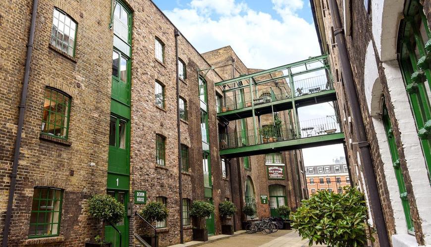 Photo of Maidstone Buildings Mews