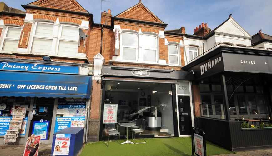Photo of 206 Putney Bridge Road