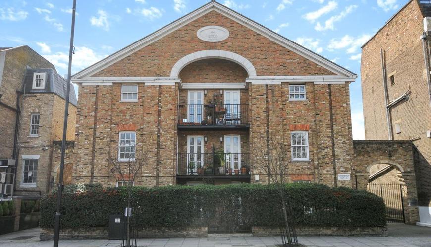 Photo of Stoke Newington Church Street