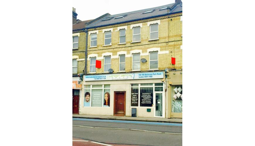Photo of 158-160 Battersea Park Road