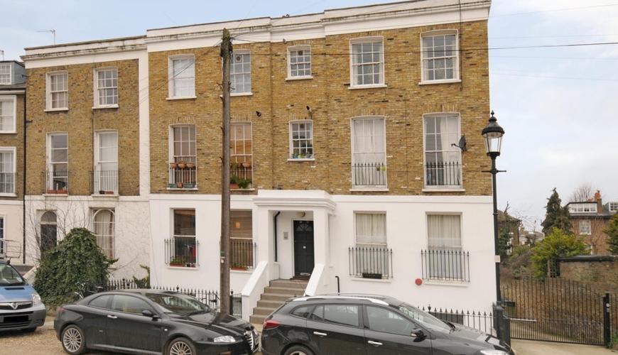 Photo of Barnsbury Terrace
