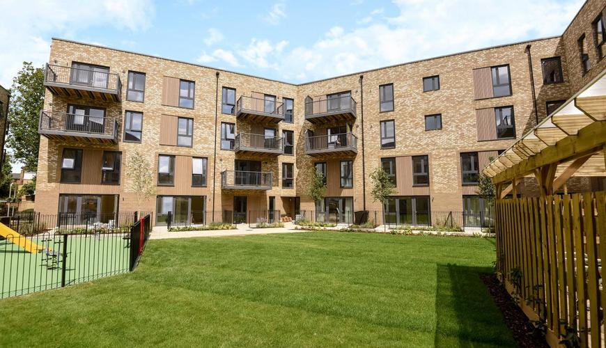 Photo of Fisher Close