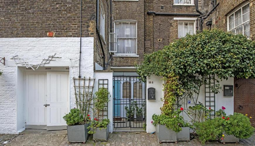 Photo of Westbourne Terrace Mews