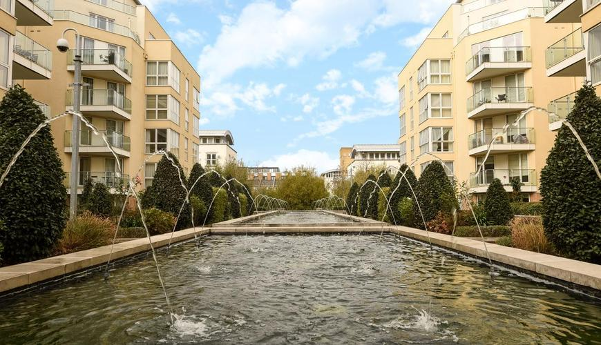 Photo of Water Gardens Square