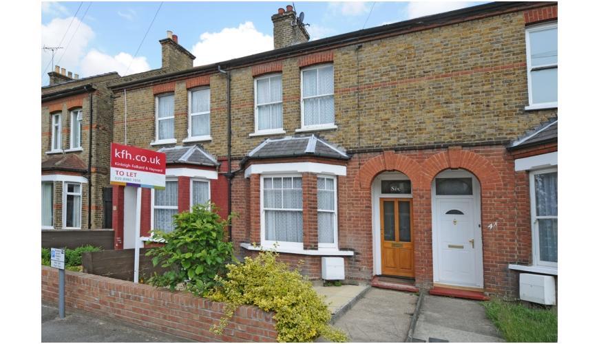 Photo of Coleridge Road