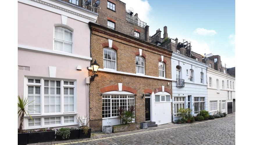 Photo of Ennismore Gardens Mews