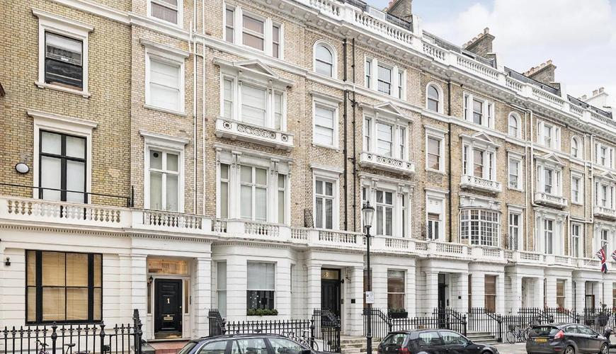 Photo of Queensberry Place