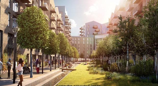 Image of The Timberyard, Deptford SE8