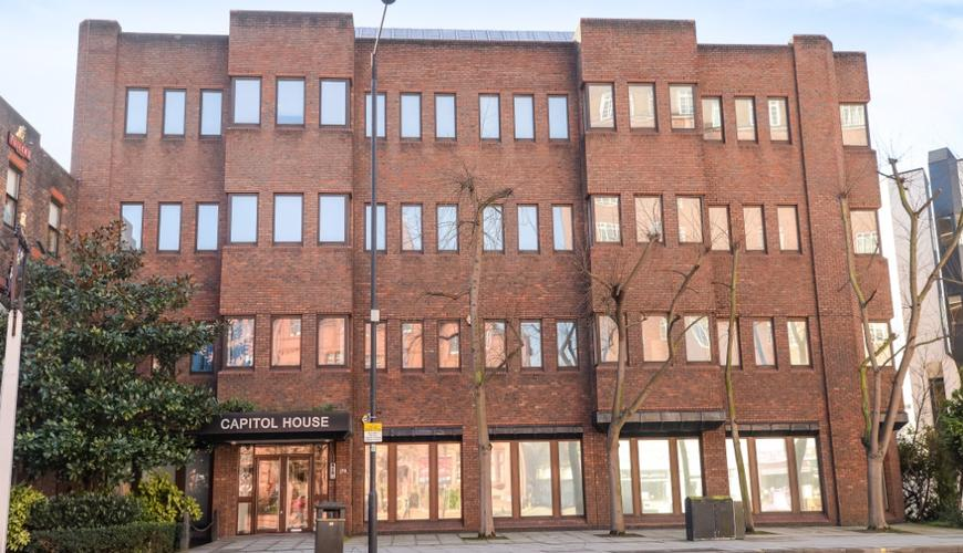 Photo of Capitol House 159 Hammersmith Road