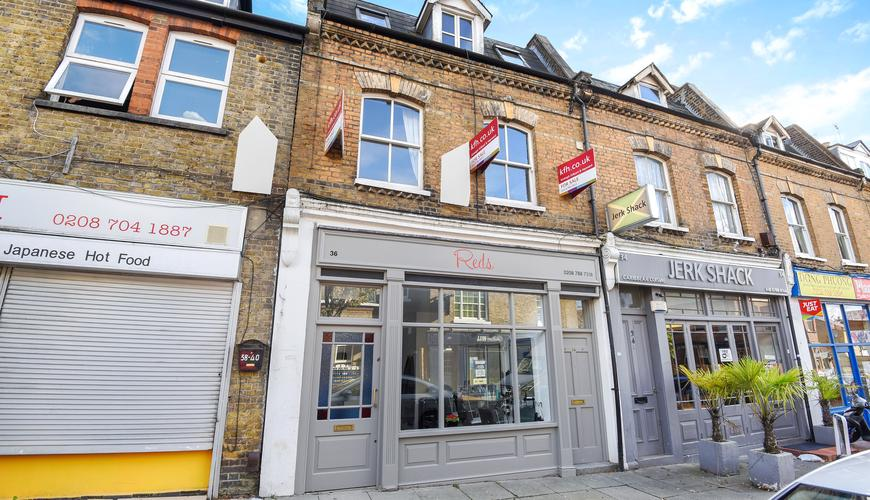 Photo of 36 Roehampton High Street