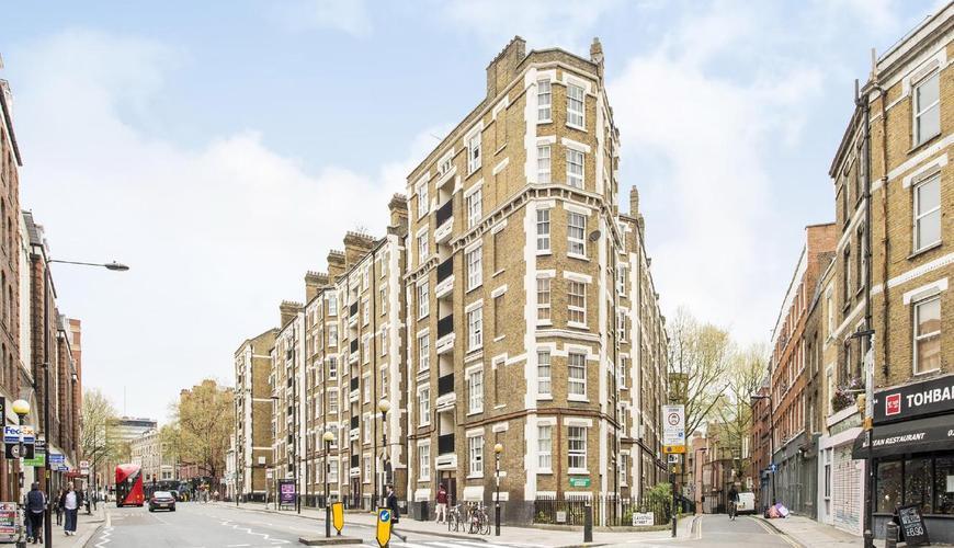 Photo of Clerkenwell Road