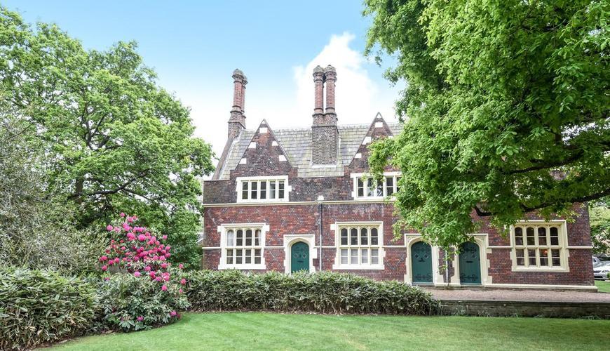 Photo of King William IV Gardens