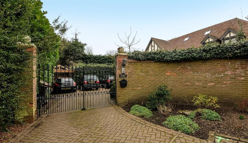 Photo of Berryfield Close