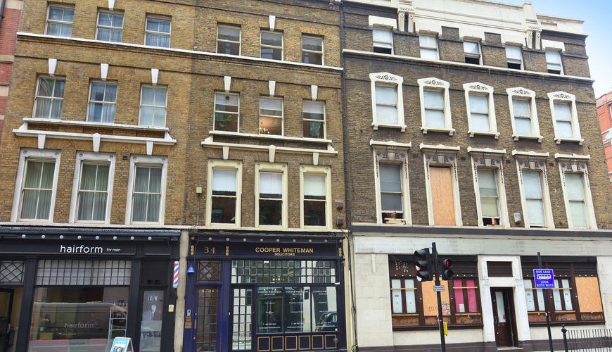 Photo of First Floor 34 Bloomsbury Way