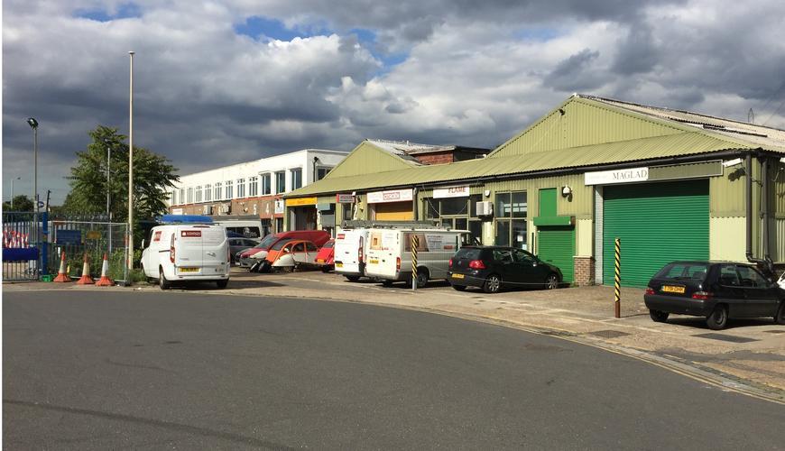 Photo of Unit 19 Riverside Business Centre, 16 Lyon Road