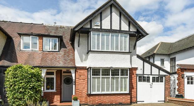 Kent House Road Beckenham Br3 4 Bedroom House For Sale