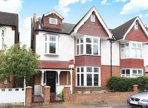 Image Of Home Park Road Wimbledon SW19