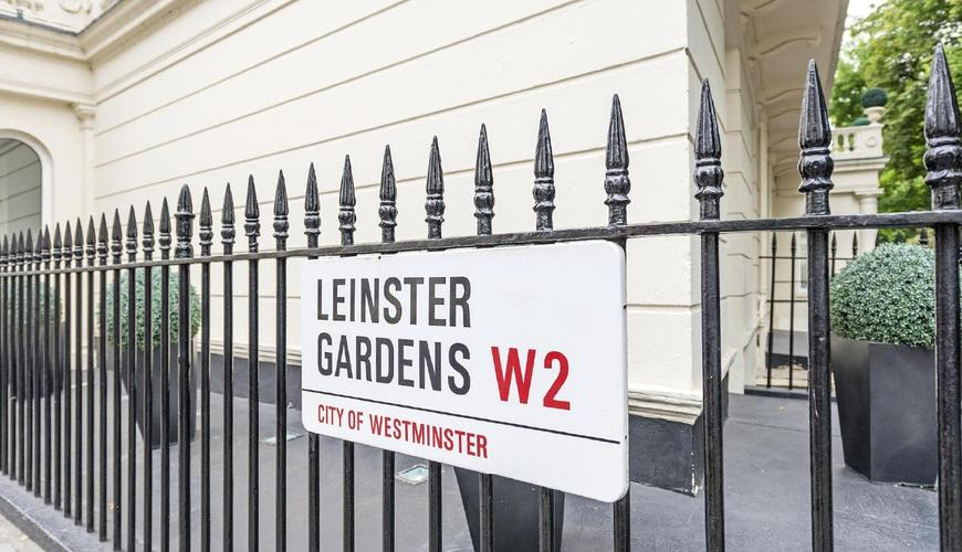 Photo of Leinster Gardens