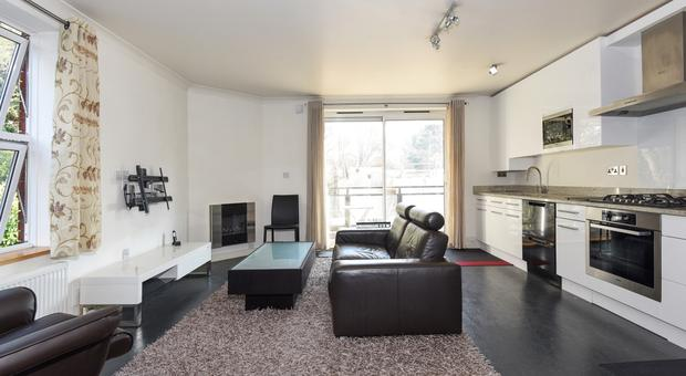Alban House, 5 Sumpter Cl, London NW3 5JR, UK - Source: Kinleigh Folkard & Hayward (K.F.H)