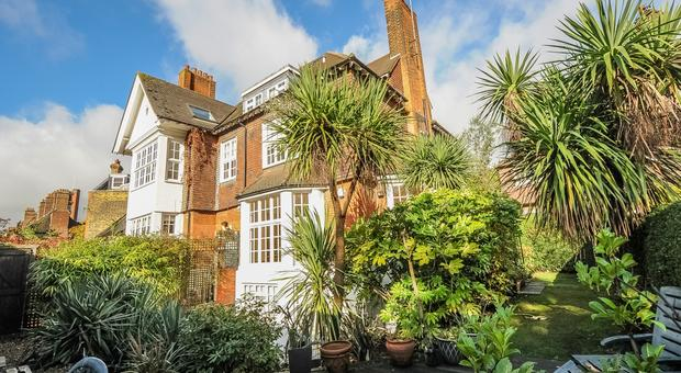 Eton Ave, London NW3, UK - Source: Kinleigh Folkard & Hayward (K.F.H)