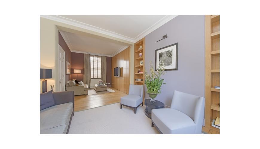 Photo of Margaretta Terrace