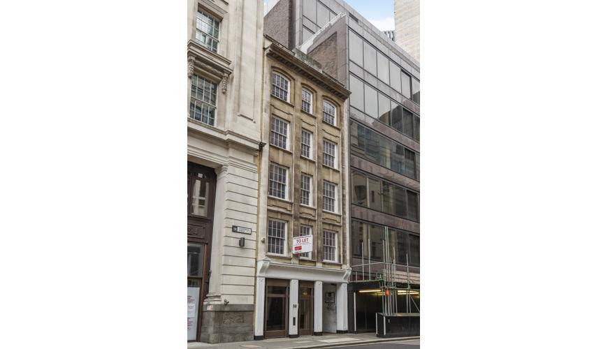 Photo of First Floor 50 Leadenhall Street