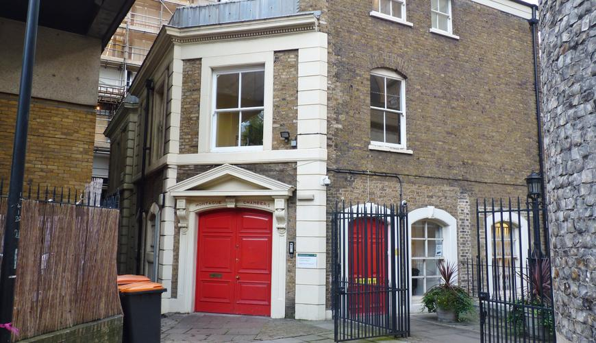 Photo of Montague Chambers, Montague Close, London