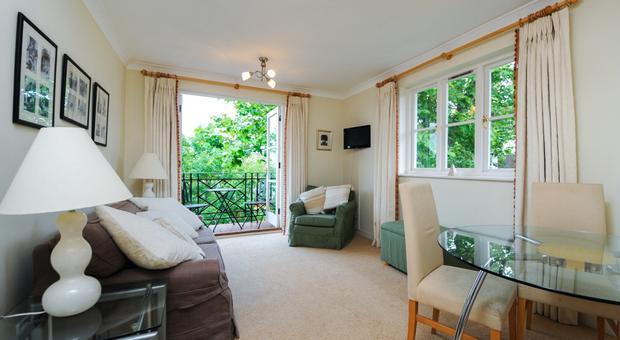 Brompton Park Cres, London SW6, UK - Source: Kinleigh Folkard & Hayward (K.F.H)