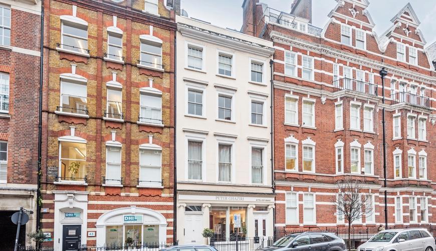 Photo of New Cavendish Street