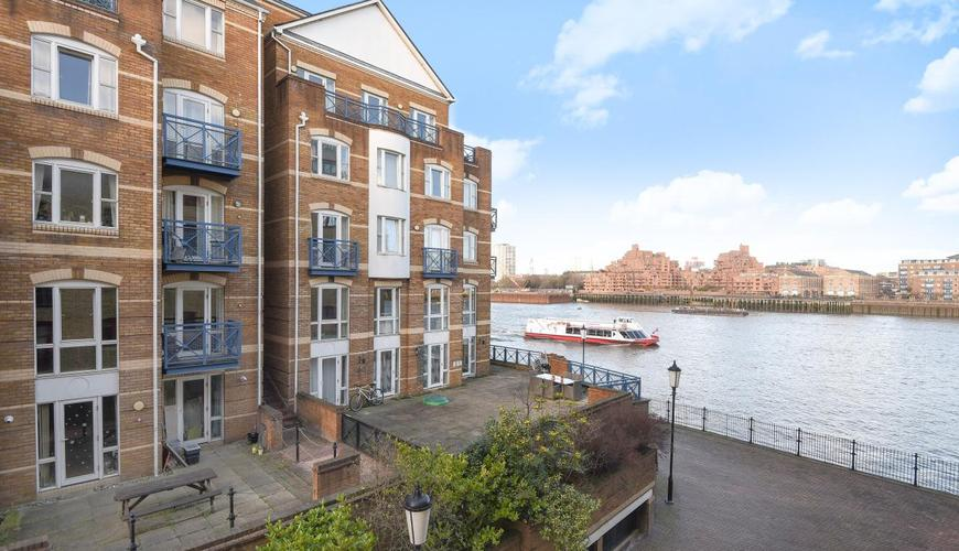 Photo of Rotherhithe Street