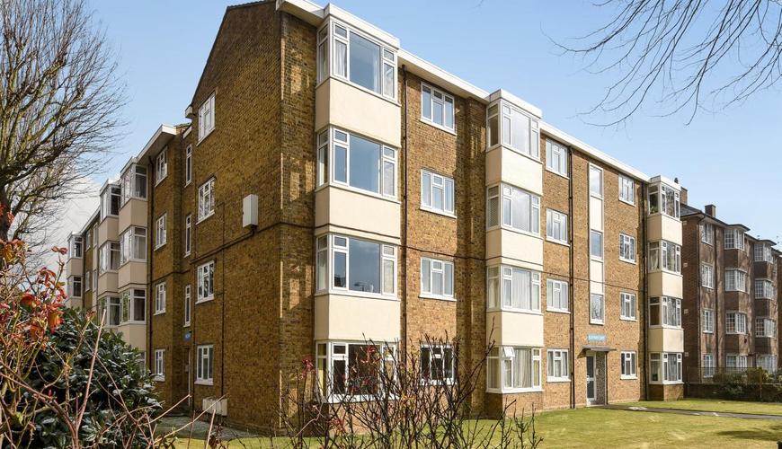 Photo of Westcombe Park Road