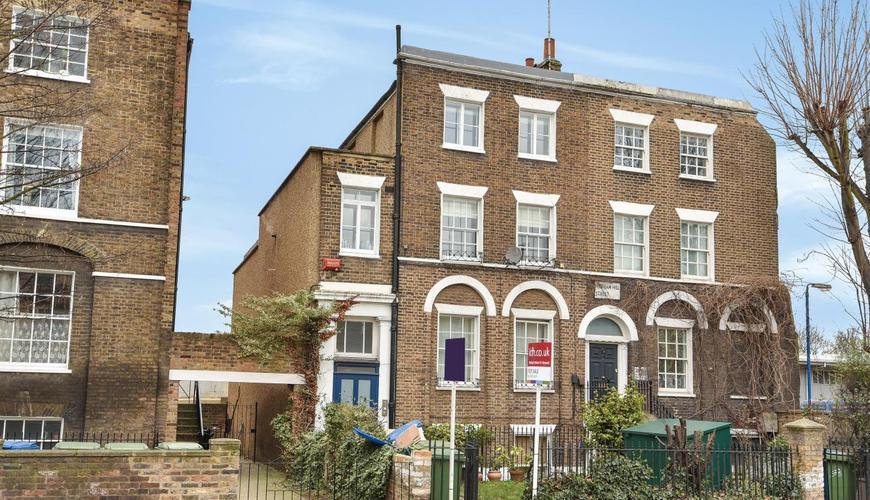 Photo of Peckham Hill Street