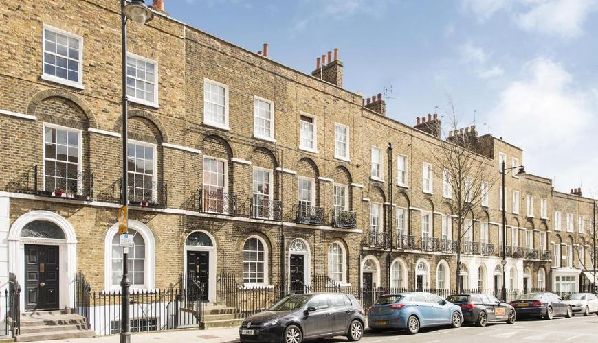 Photo of Amwell Street