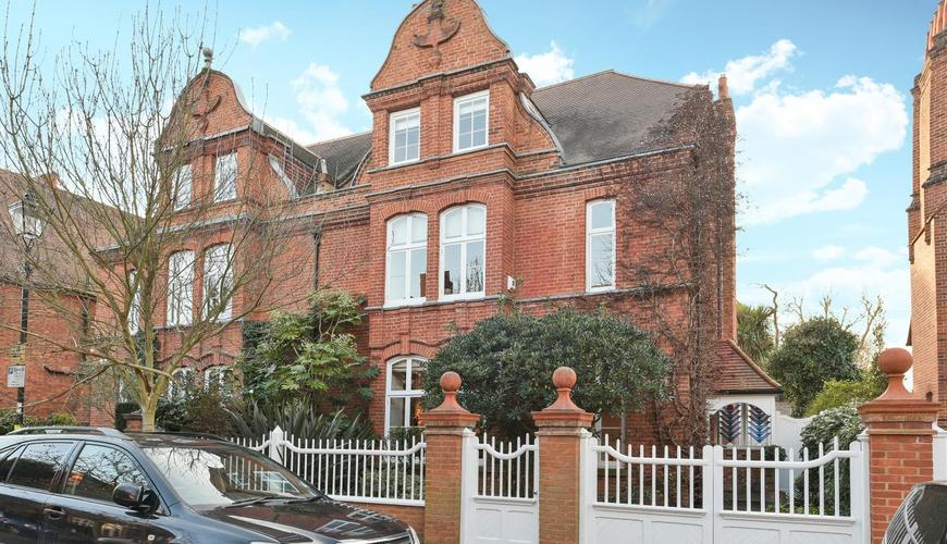 6 Bedroom House For Sale In Queen Annes Grove Chiswick W4