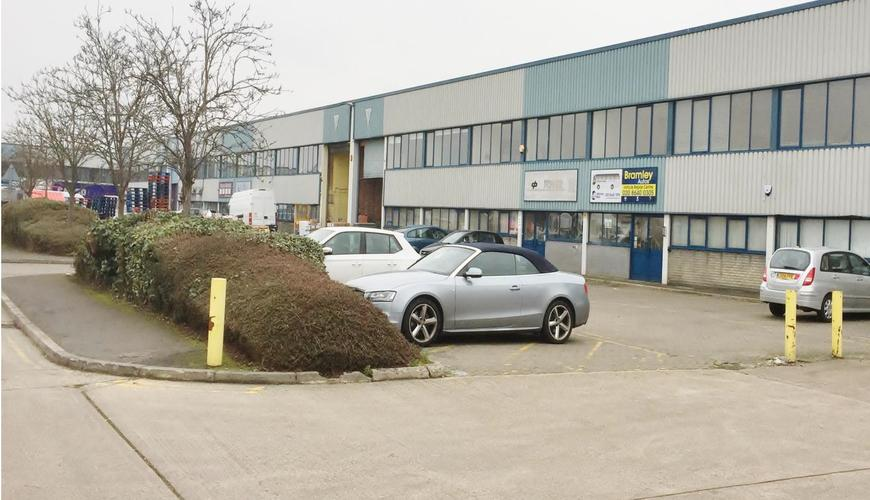 Photo of Unit 12 Mitcham Industrial Estate Streatham Road