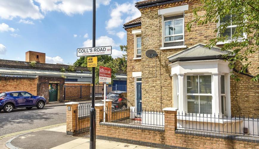 Photo of Colls Road