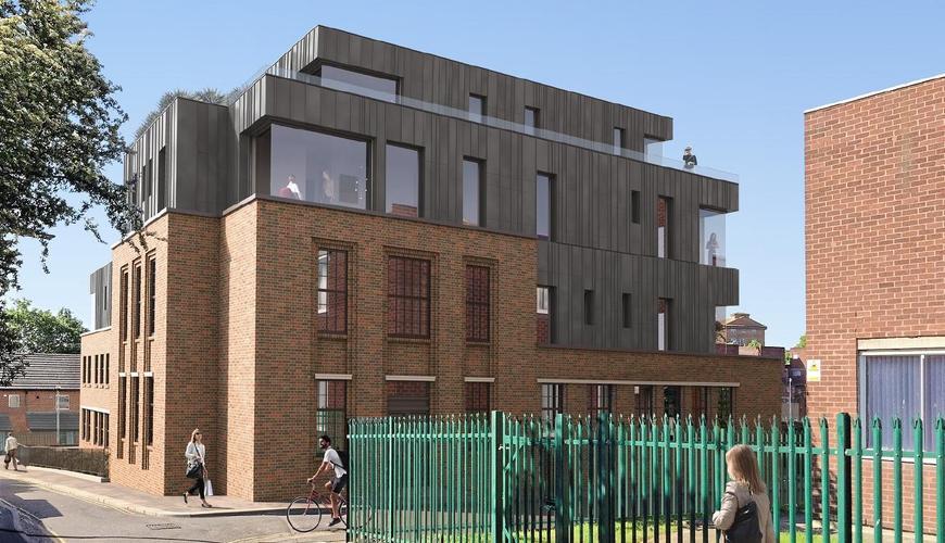 Photo of Oldham Terrace