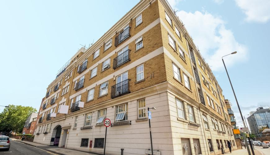 Photo of Cartwright Street