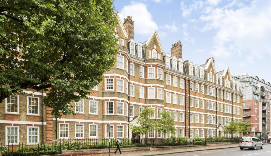 Photo of Hanover Gate Mansions