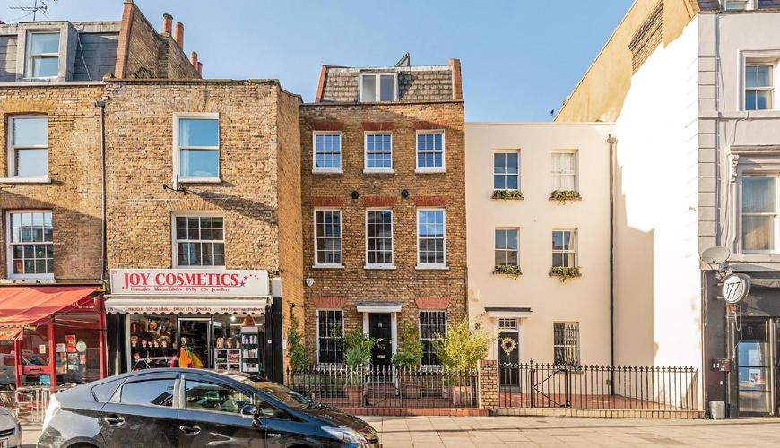 Photo of Hoxton Street
