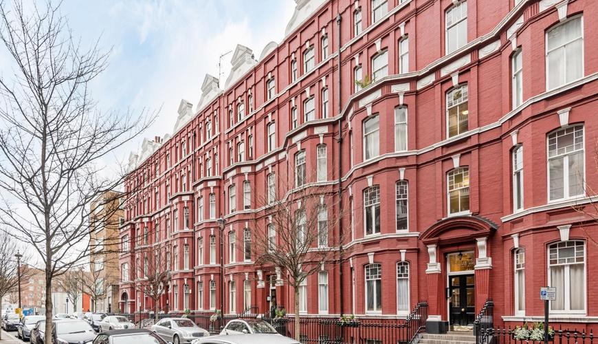 Photo of Old Marylebone Road