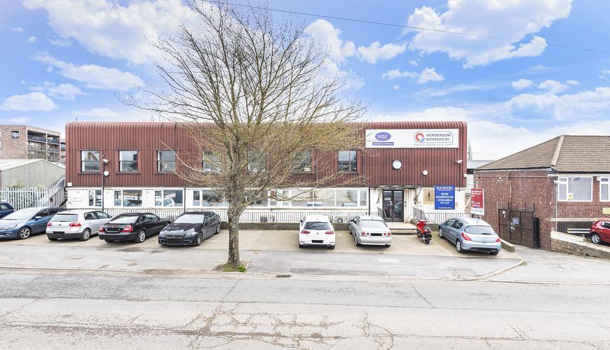 Photo of Unit C Rear Industrial/Warehouse Units 57 Kangley Bridge Road