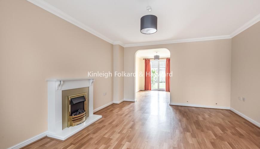 Photo of Kinderton Close