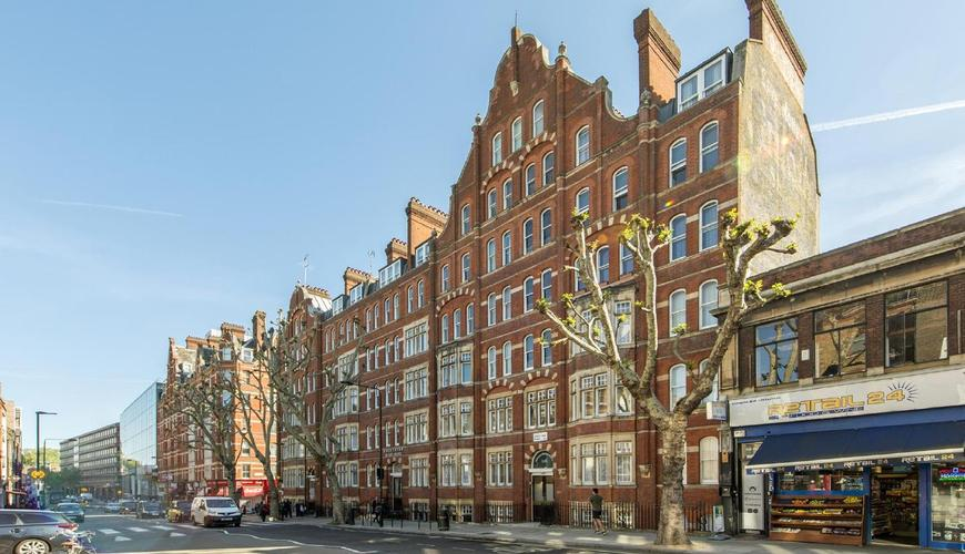 Photo of Gray's Inn Road