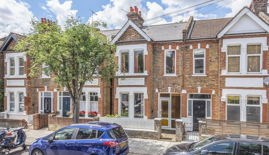 Photo of Twilley Street