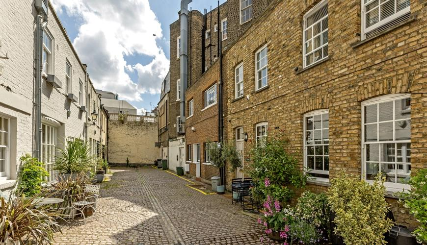 Photo of Thurloe Place Mews